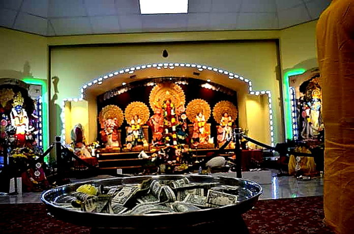 Houston Durga Bari Society,TX,USA - Durga Puja 2017 Pic 9