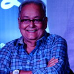 Soumitra Chatterjee at Mayurakshi Press Meet