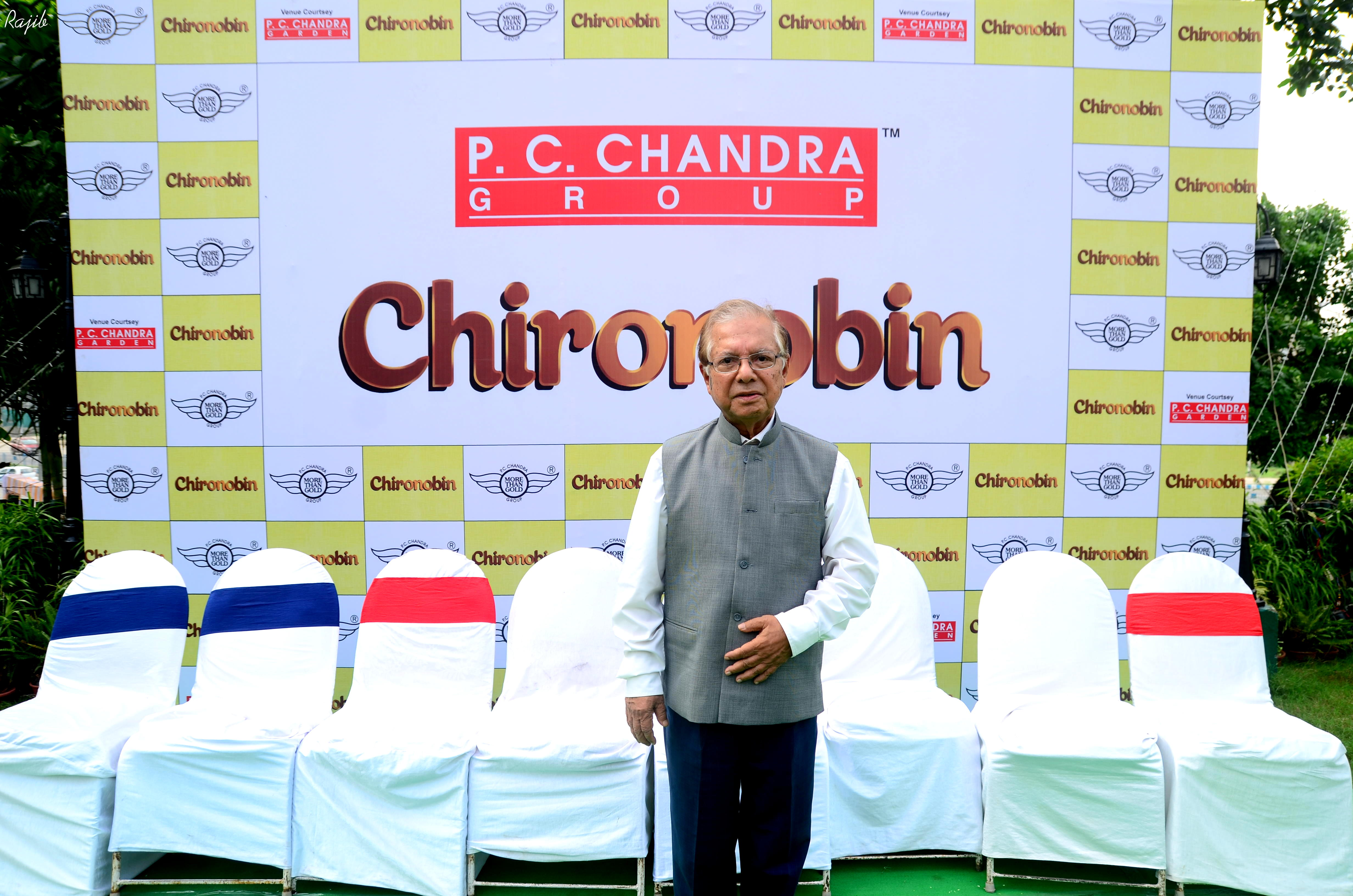 P.C. CHANDRA Chironobin Photo Rajib Mukherjee