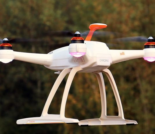 Drone - Unmanned Air Craft
