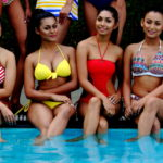 Indian Diva 2017 Swimwear Event 30 - Kolkata
