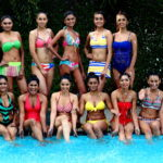 Indian Diva 2017 Swimwear Event 34 - Kolkata