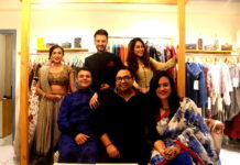 Launch of Debarun Curates - Kolkata