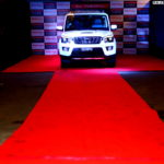 Mahindra Drives in the Most Powerful Scorpio Ever