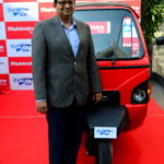 Mahindra & Mahindra launch of the e-Alfa Mini At Kolkata