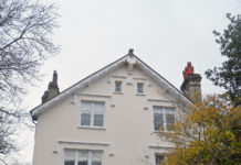 Rabindranath Tagore - Villas on the Heath Vale of Heath Hampstead