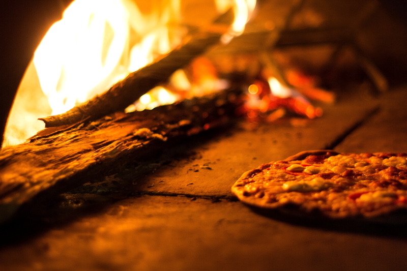 Wood Fired Pizza @ The Factory Outlet