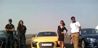 Audi Road Show at Behala Flying Club 3