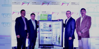 Godrej Edge Duo with 'Duo Flow' technology single door refrigerator from Godrej