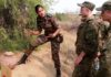 Indian Army Lady officer