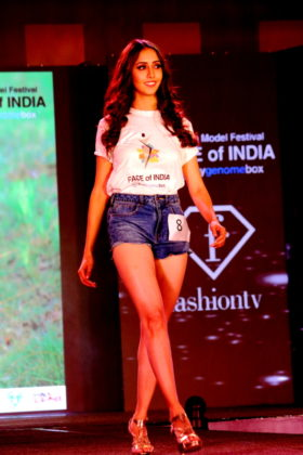 Indywood Film Festival 2017 at Hyderabad - Face Of India Show 11