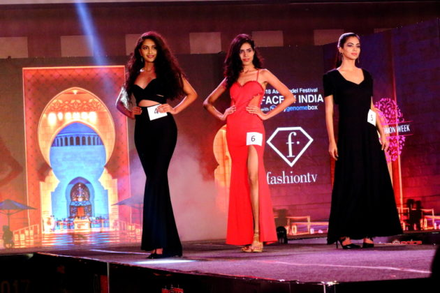 Indywood Film Festival 2017 at Hyderabad - Face Of India Show 27