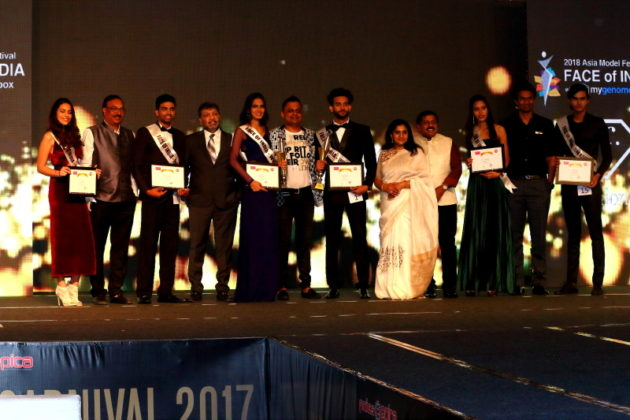 Indywood Film Festival 2017 at Hyderabad - Face Of India Show 54