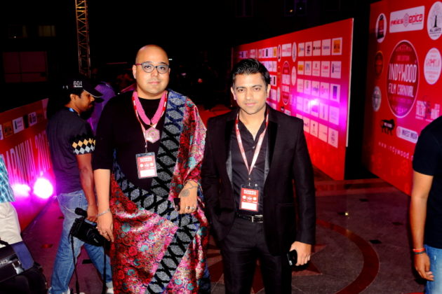 Indywood Film Festival 2017 at Hyderabad - Neel & Indranil Bengal Film Director