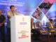 The Union Minister for Road Transport & Highways, Shipping and Water Resources, River Development & Ganga Rejuvenation, Shri Nitin Gadkari interacting with the captains of Indian trade and industry on Ganga Rejuvenation, at Mumbai on December 07, 2017. The Minister of State for Human Resource Development and Water Resources, River Development and Ganga Rejuvenation, Dr. Satya Pal Singh and the Secretary (Water Resources), Director General, National Mission for Clean Ganga, Shri U.P. Singh is also seen.