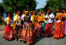 Dasai Dance - West Bengal
