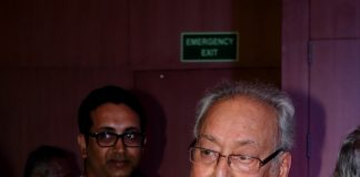 Soumitra Chatterjee - French Award Night 13