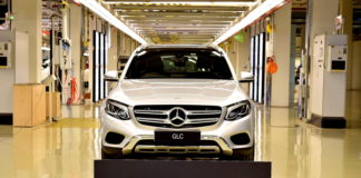 The Mercedes-Benz 'Made in India' GLC