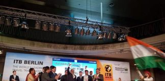 India wins at ITB Berlin