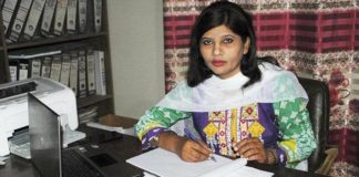 Kirshna Kumari Kolhi from Pakistan's Sindh province has become the first-ever Hindu Dalit woman Senator in the Muslim-majority country