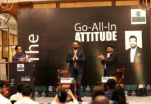The Raj Kundra - ICC Young Leaders Meet 3