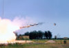 BrahMos, supersonic cruise missile successfully test firing as part of service life extension programme, from the Integrated Test Range (ITR), in Balasore, Odisha on May 21, 2018.