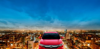 Honda Amaze Launched at Kolkata