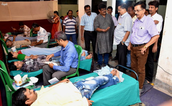 19 Pally Blood Donation Camp May 2018 at Kolkata 4