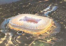 Berger Paints Adds Colour to FIFA WORLD CUP 2018 - Three major stadiums of Russia, Rostov Arena, Volgograd Arena and Kaliningrad got painted with Berger