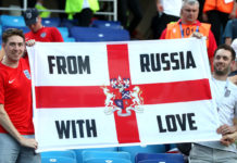 England in World Cup @Fifa Official Photo
