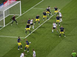 Germany back in to business with 2-1 victory over Sweden with a master class goal from Toni Kroos' free-kick
