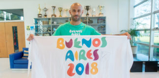 Javier Mascherano is joining the Buenos Aires 2018 team 2