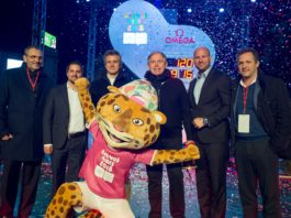 Omega unveils countdown clock for Buenos Aires 2018