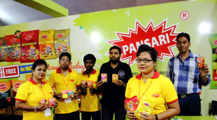 Pansari at Trade Fair 2