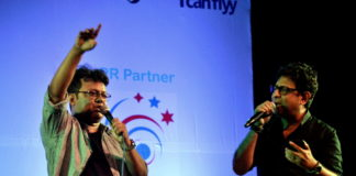 RUPANKAR & SIDHU PERFORMED TOGETHER AT BHALO THAKAR GAAN ON WORLD Multiple Sclerosis DAY