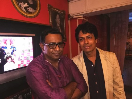 Sambaran with Kamaleswar Mukherjee