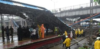 Andheri Rail Bridge Collapse