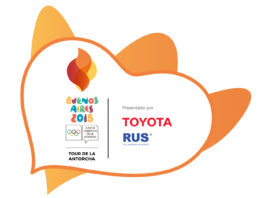 Buenos Aires 2018 Youth Olympic Games - Toyota and Rio Uruguay Seguros to be Torch Tour partners