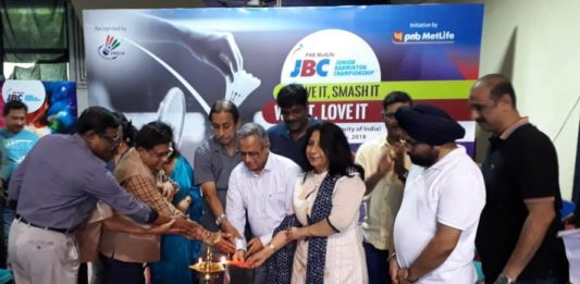 FOURTH EDITION OF PNB METLIFE JUNIOR BADMINTON CHAMPIONSHIP