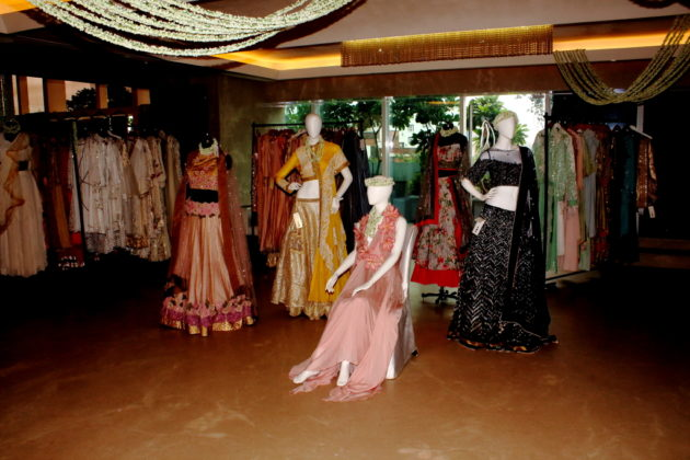 Monsoon Wedding and More 2018 Collection 5