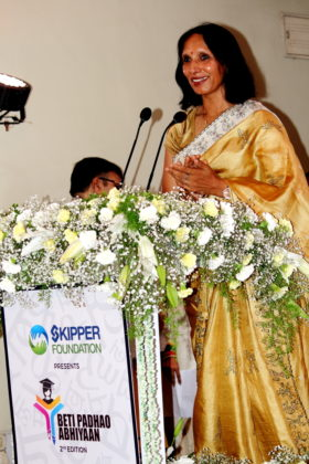 "Skipper Foundation ""Beti Padhao Abhiyaan"" at Raj Bhavan, in Kolkata 5"