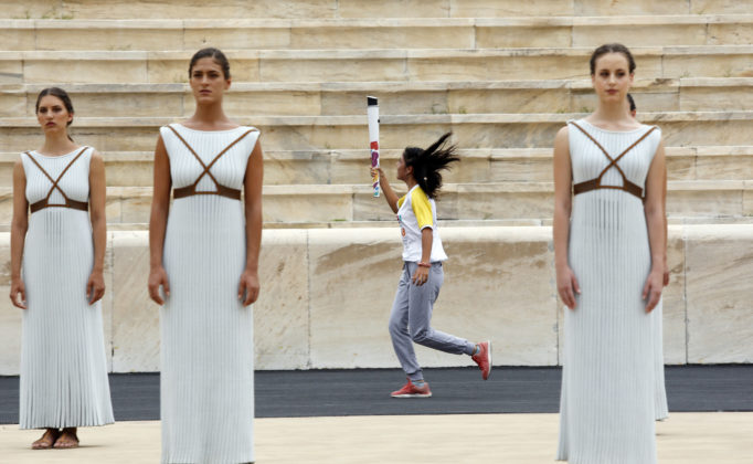 The Buenos Aires 2018 flame lights up the world 12