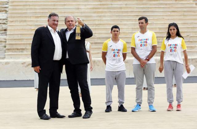 The Buenos Aires 2018 flame lights up the world 18