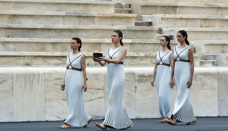 The Buenos Aires 2018 flame lights up the world 2