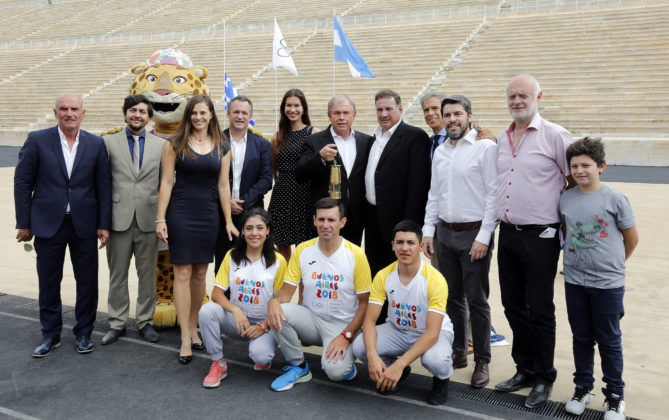 The Buenos Aires 2018 flame lights up the world 20
