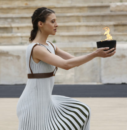 The Buenos Aires 2018 flame lights up the world 5