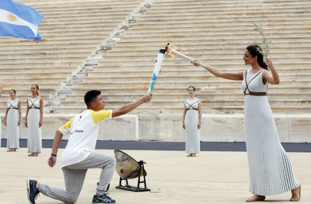 The Buenos Aires 2018 flame lights up the world 8