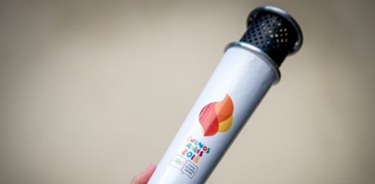 Youth Olympic Torch