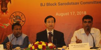 China partners with Durga Puja