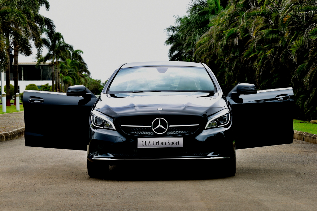 Mercedes Benz India Launches The Cla Urban Sport Before The Festive